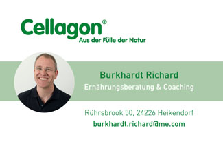 Cellagon, Burkhardt Richard.