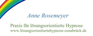 Anne Rosemeyer, Hypnose.